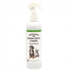 répulsif naturel chien green repul  250 ml