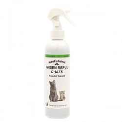 répulsif naturel chat green repul chat 250 ml