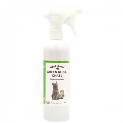 répulsif naturel  green repul chat 500 ml