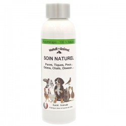 soin naturel 250 ml antiparasitaire puce tique