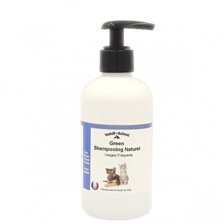 shampooing usages fréquents chiens et chats