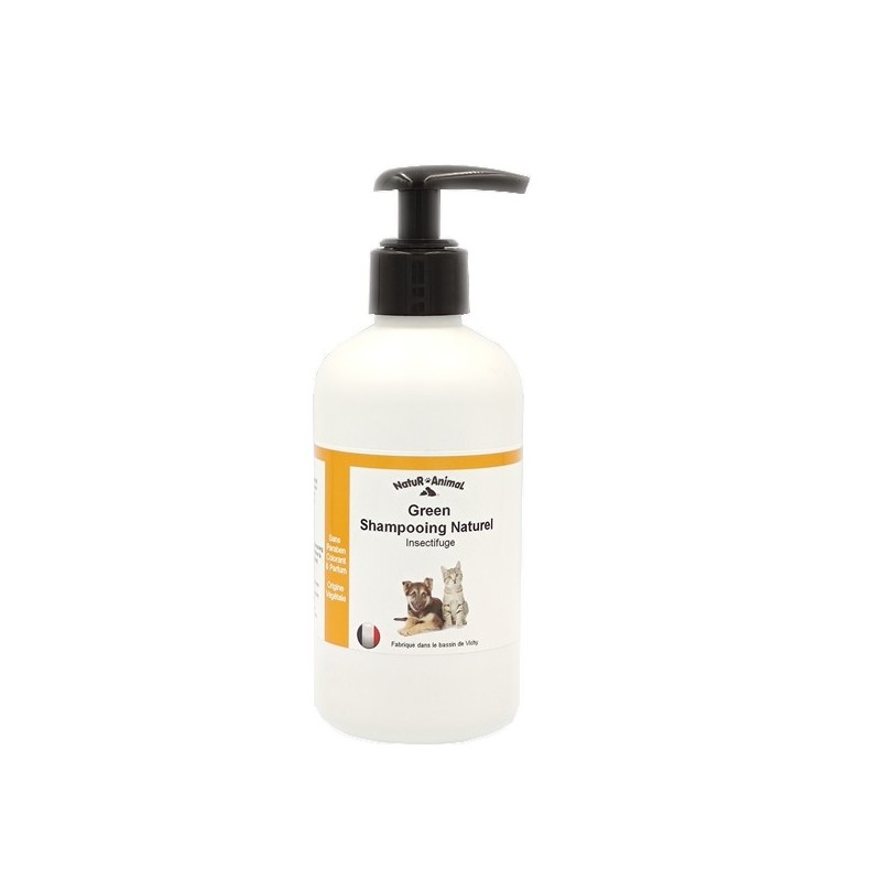 shampooing insectifuge chiens et chats 250 ml