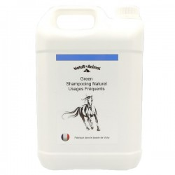 shampooing usages fréquents chevaux